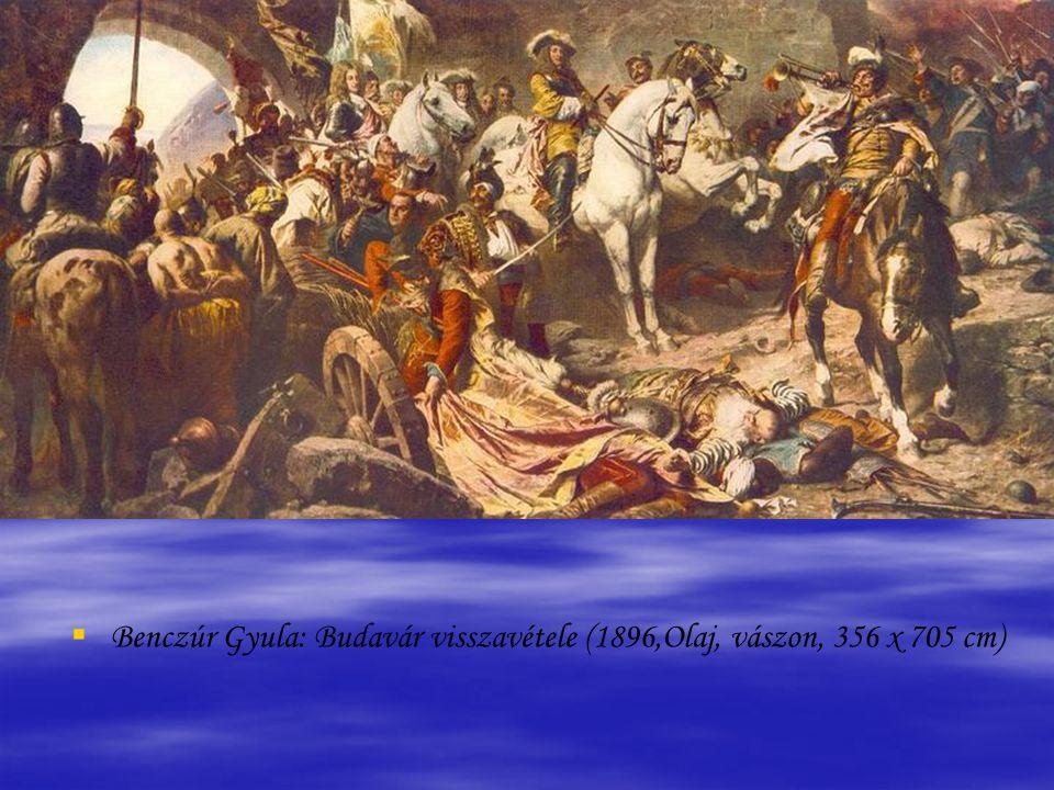 Madarász Viktor: Zrinyi és Frangepán a bécsújhelyi börtönben (1864,Olaj, vászon, 176 x 236 cm)