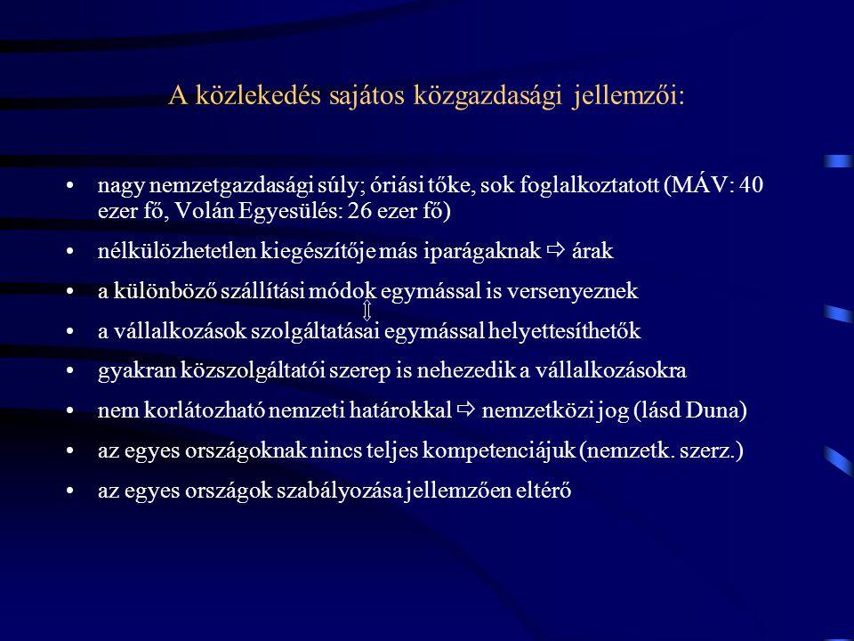 Magyar vállalatok a Dunai Gőzhajózási Társaságnak monopóliuma miatt sokáig nem alakultak ki.