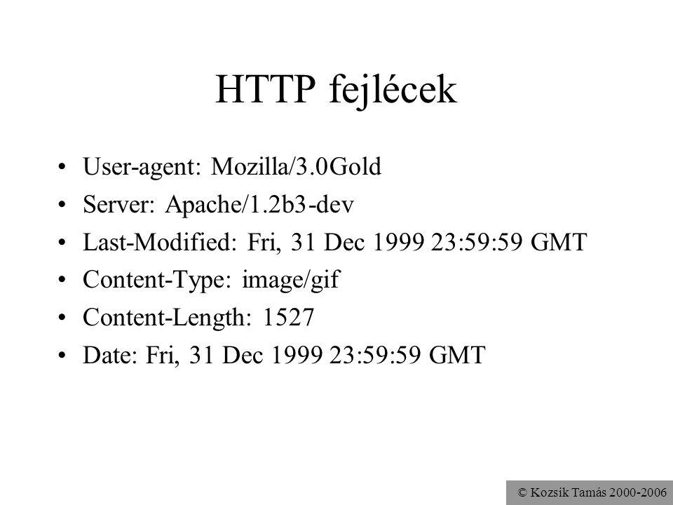 © Kozsik Tamás 2000-2006 HTTP fejlécek User-agent: Mozilla/3.0Gold Server: Apache/1.2b3-dev Last-Modified: Fri, 31 Dec 1999 23:59:59 GMT Content-Type: image/gif Content-Length: 1527 Date: Fri, 31 Dec 1999 23:59:59 GMT