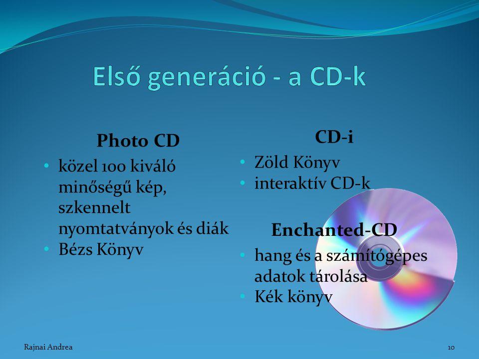 Photo CD közel 100 kiváló minőségű kép, szkennelt nyomtatványok és diák Bézs Könyv CD-i Zöld Könyv interaktív CD-k Enchanted-CD hang és a számítógépes