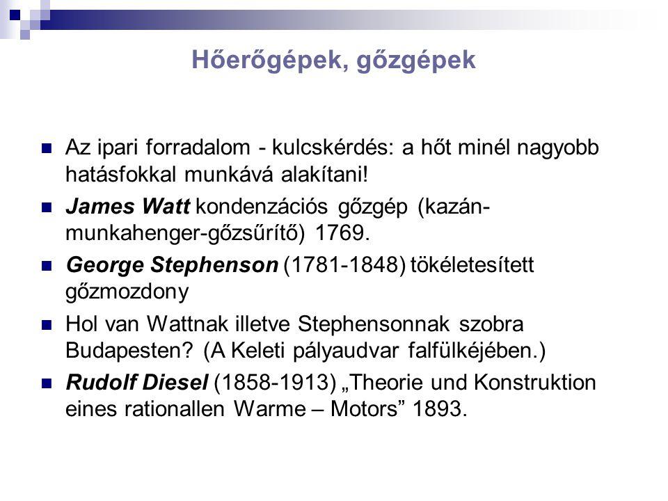 """A hőanyag elmélet bukása, a kinetikus elmélet diadala Mihail Lomonoszov (1711-1765) """"Elmélkedések a meleg és a hideg okáról 1750."""