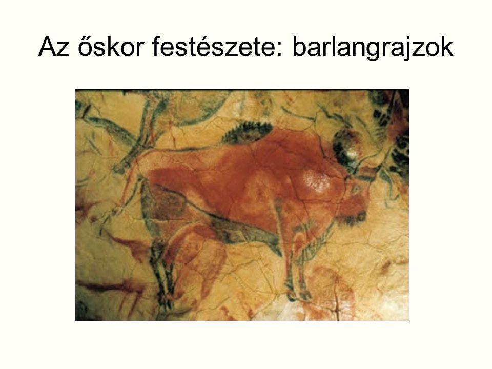 Az őskor festészete: barlangrajzok
