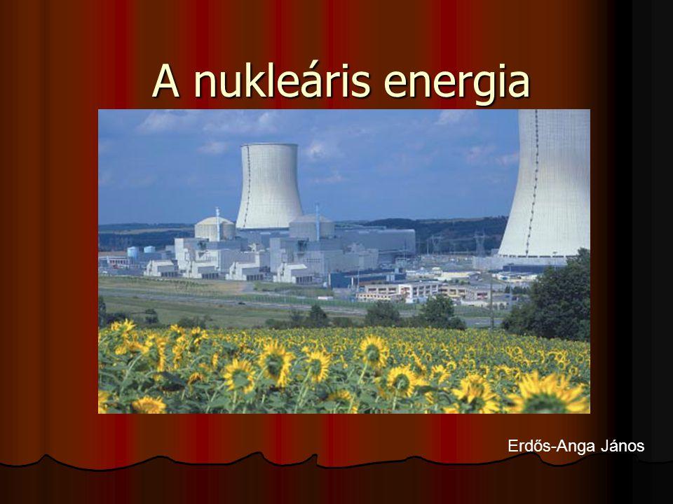 Amiről szó lesz: Társadalmi - gazdasági háttér Társadalmi - gazdasági háttér Energiatermelés ma ismert lehetőségei Energiatermelés ma ismert lehetőségei Atomenergia története Atomenergia története Maghasadás fizikája Maghasadás fizikája Atomerőművek Atomerőművek Az atomerőművek biztonsága Az atomerőművek biztonsága Környezeti hatások Környezeti hatások Összegzés Összegzés