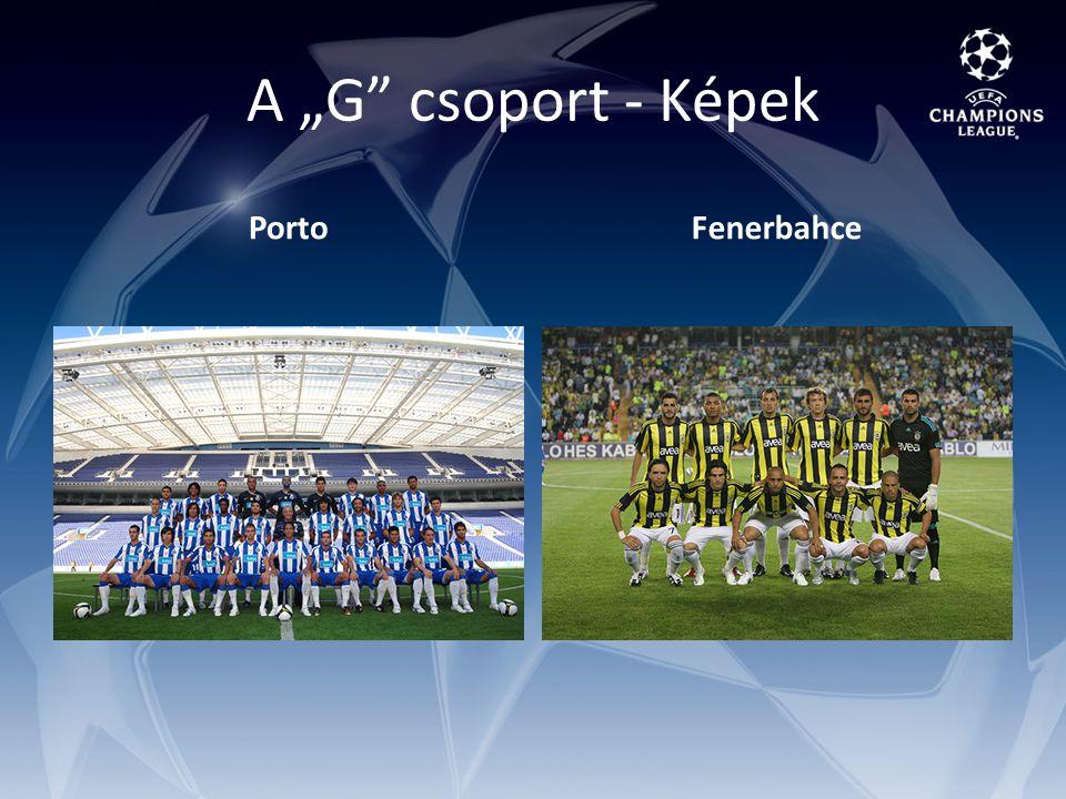 """A """"G csoport - Képek PortoFenerbahce"""