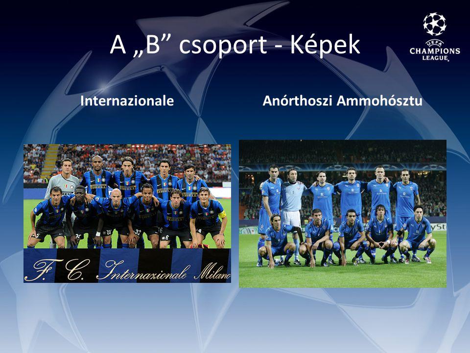 """A """"B csoport - Képek InternazionaleAnórthoszi Ammohósztu"""