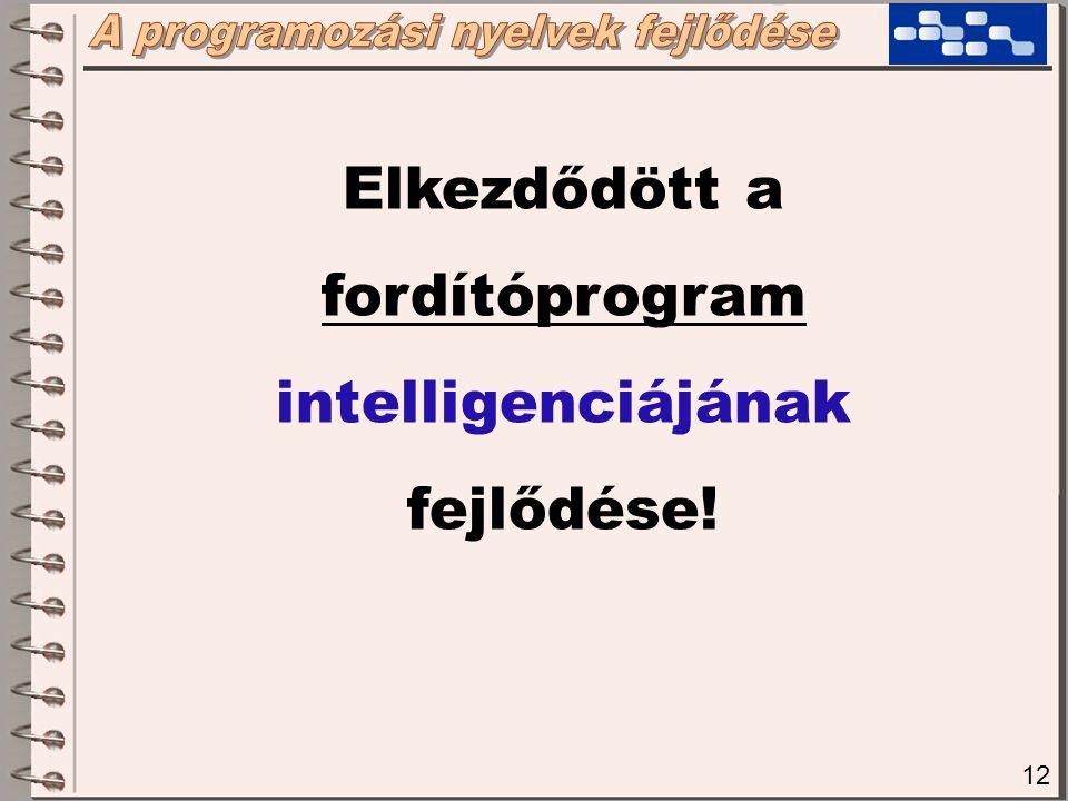 13 Változó fogalmának primitív változata :  Memóriacímnek azonosító adományozása  A forráskódban ezen azonosítók használhatók  Növeli az olvashatóságot  Csak egy helyen kellett módosítani a forráskódot ha a memóriaterület címe változott X_SUGAR5420 Y_SUGAR5422 add ax,[X_SUGAR]