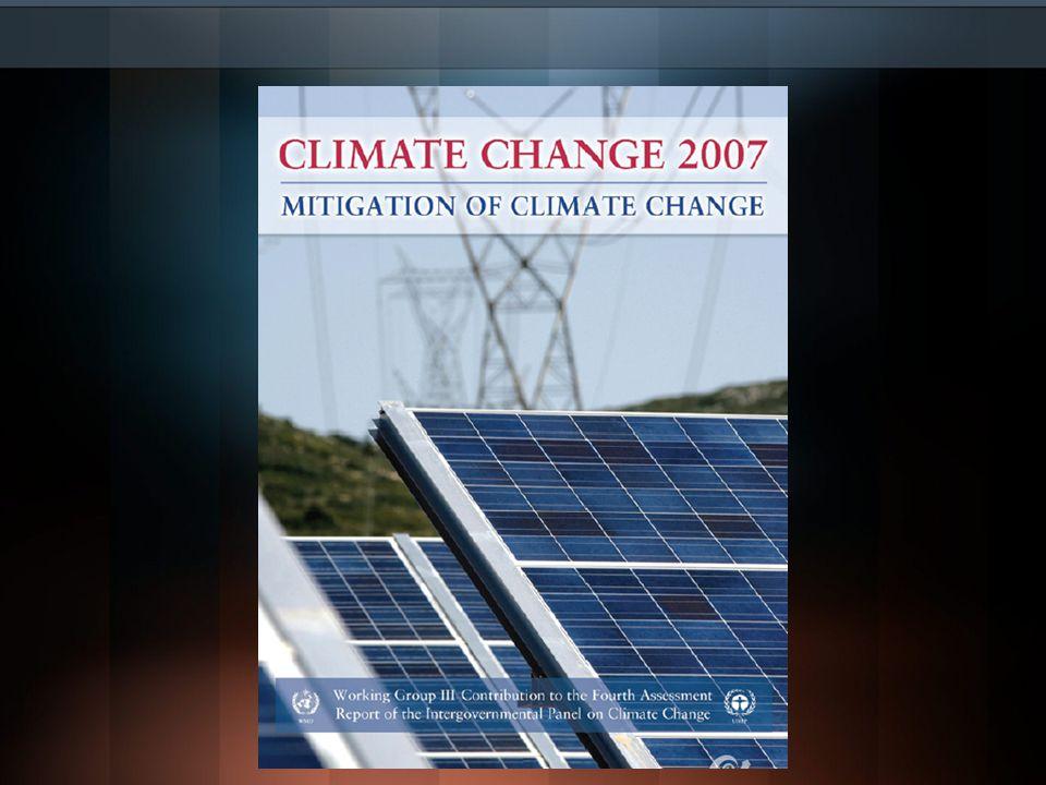 WGI Értékeli: fizikai szempontból az éghajlati rendszert és az éghajlatváltozást Jelentések tartalma: üvegházhatást okozó gázok és aeroszolok változása a légkörben tapasztalt változások légkörben szárazföldi és tengeri hőmérséklet csapadék gleccserek és jégtakarók óceánok és a tengerek szintje