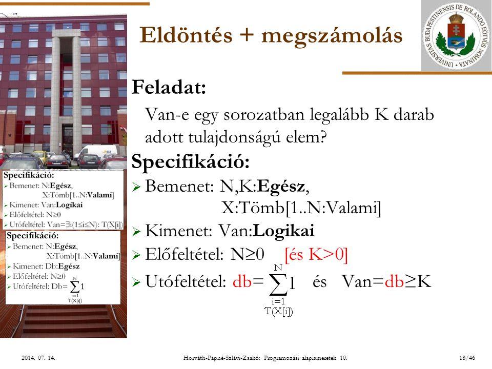 ELTE 18/462014.07. 14.2014. 07. 14.2014. 07. 14.