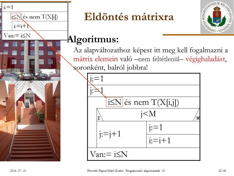ELTE 32/462014.07. 14.2014. 07. 14.2014. 07. 14.