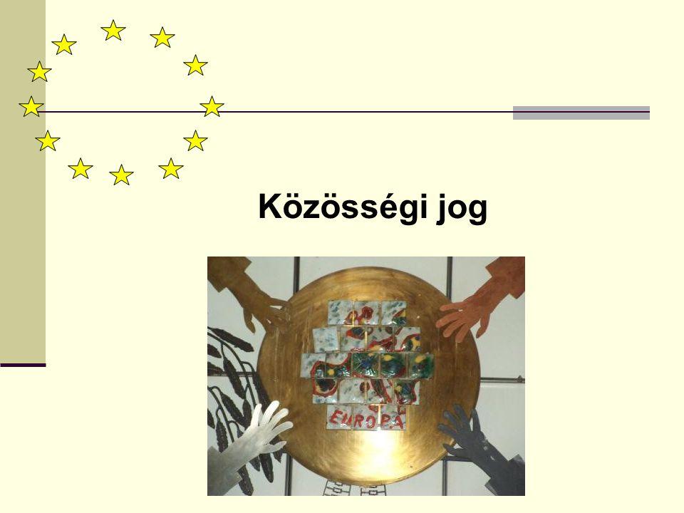 Közösségi jog