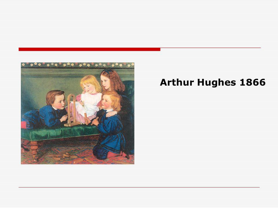 Arthur Hughes 1866