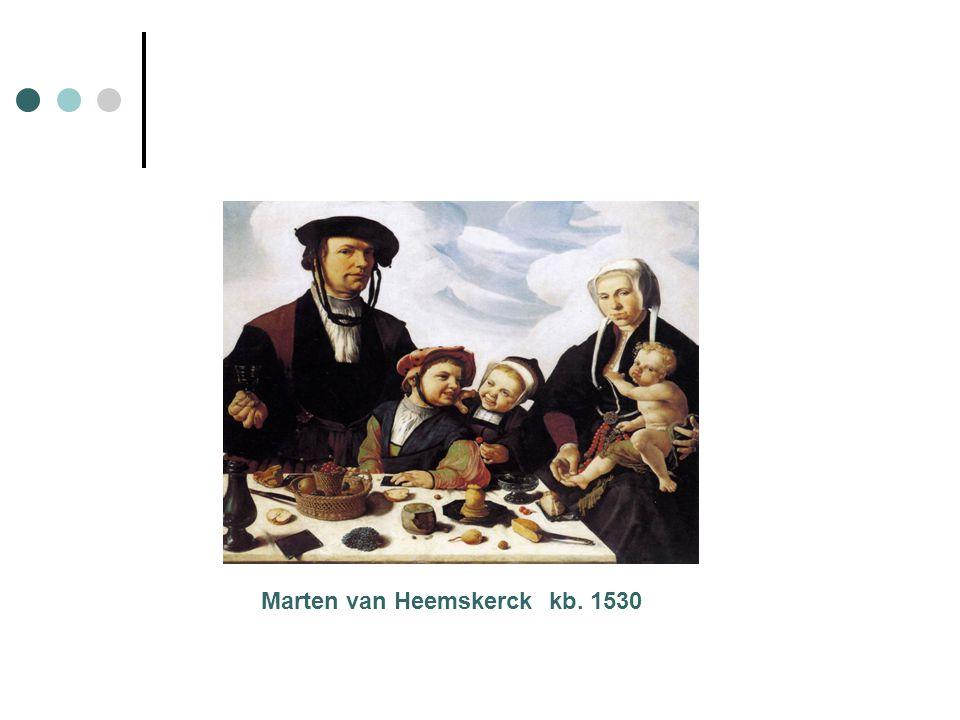 Marten van Heemskerck kb. 1530