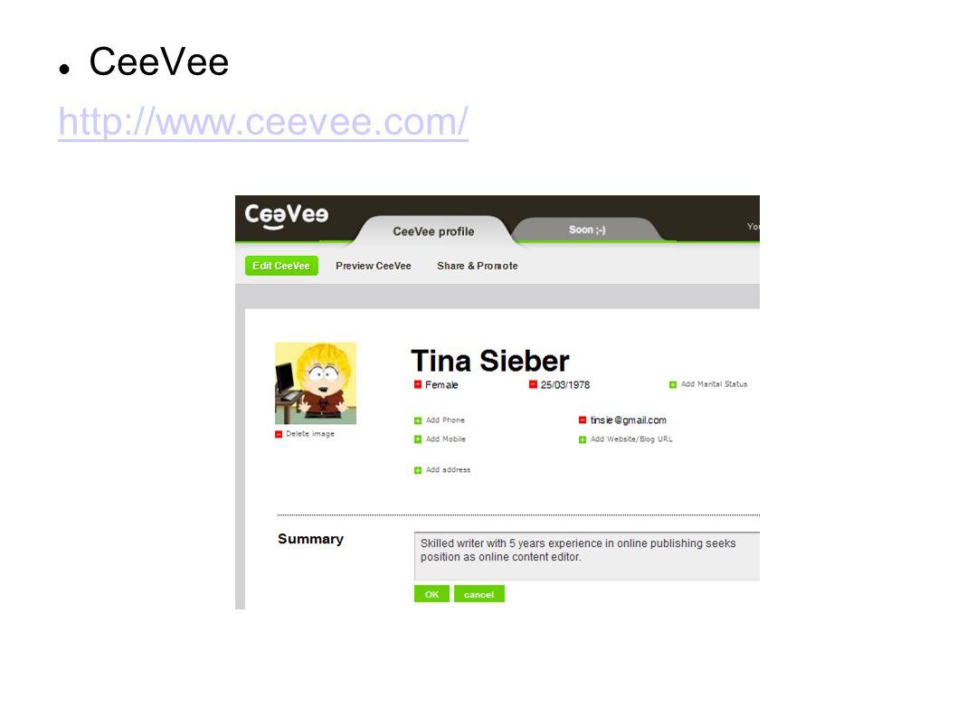 CeeVee http://www.ceevee.com/