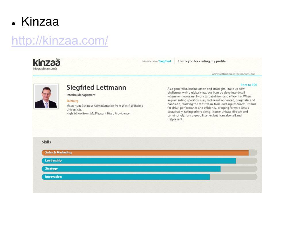 Kinzaa http://kinzaa.com/