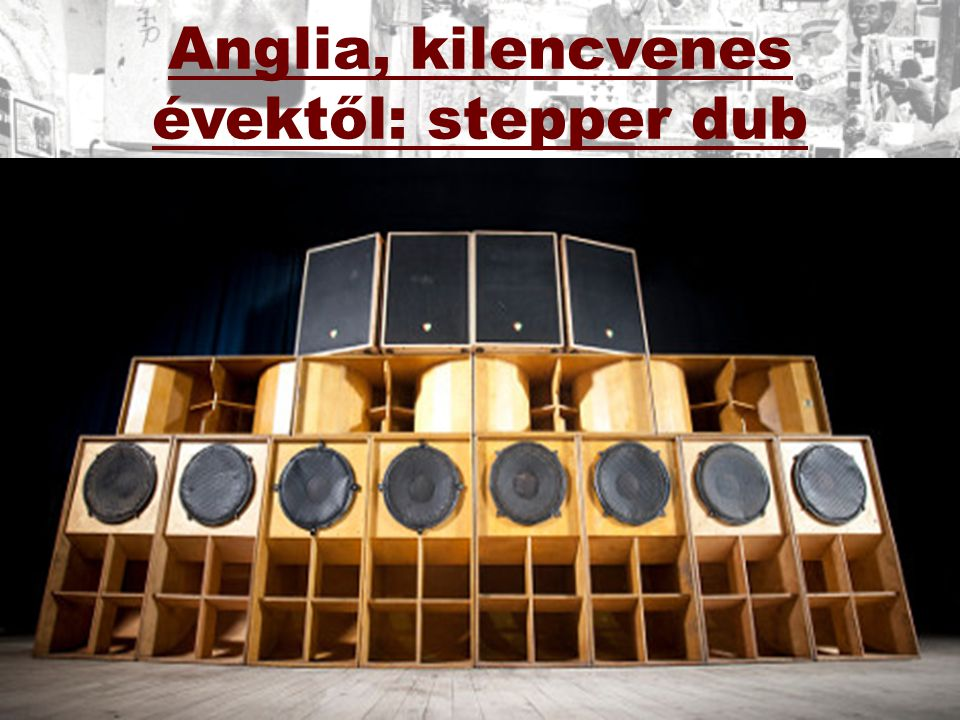 Franciaország, kilencvenes évektől: Növo dub + electro dub High tone, Brain Damage, Dub Wiser