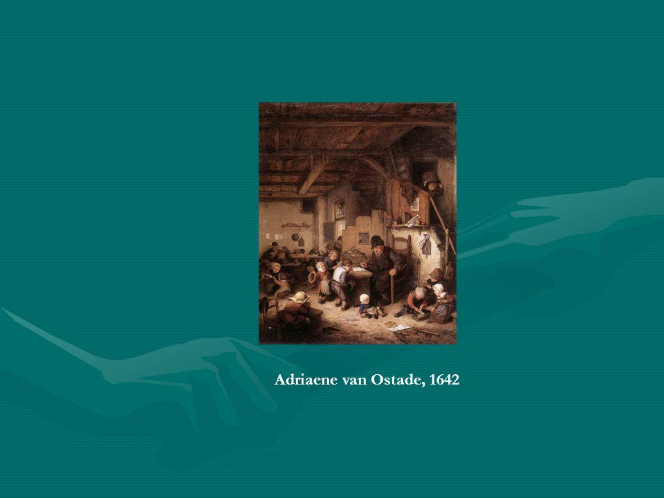 Adriaene van Ostade, 1642