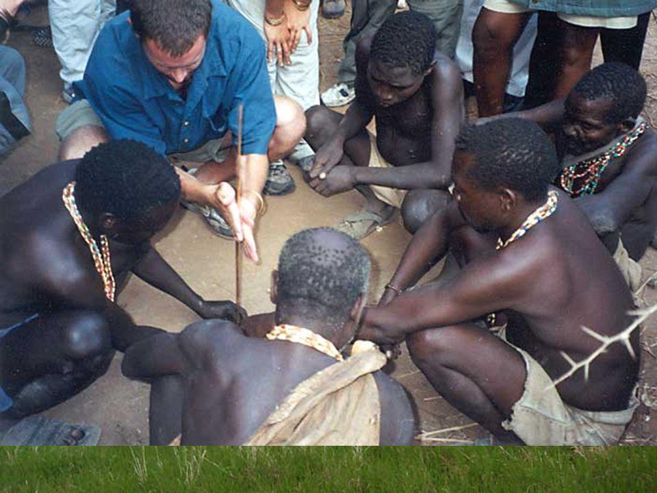 HOMINIDÁK : Az Olduvai-szakadék Tanzánia