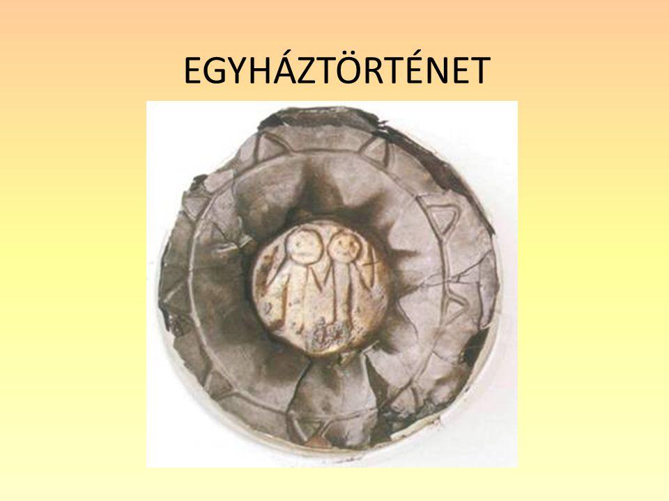 EGYHÁZTÖRTÉNET