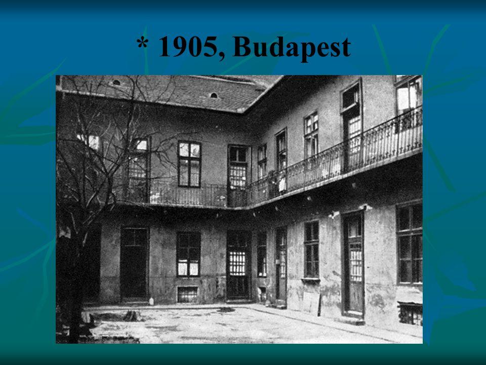 Budapest, századforduló