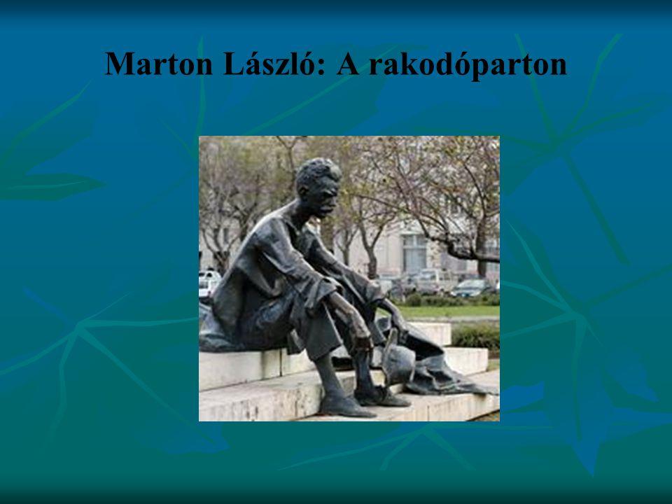 Marton László: A rakodóparton