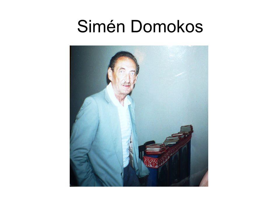 Simén Domokos