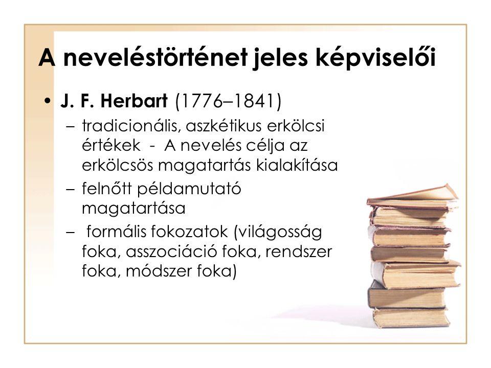 Az iskolaügy történelmi előzményei 16.