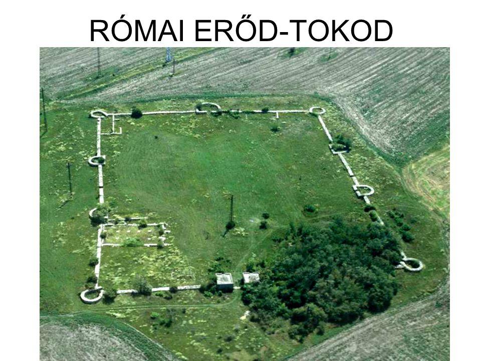 RÓMAI ERŐD-TOKOD