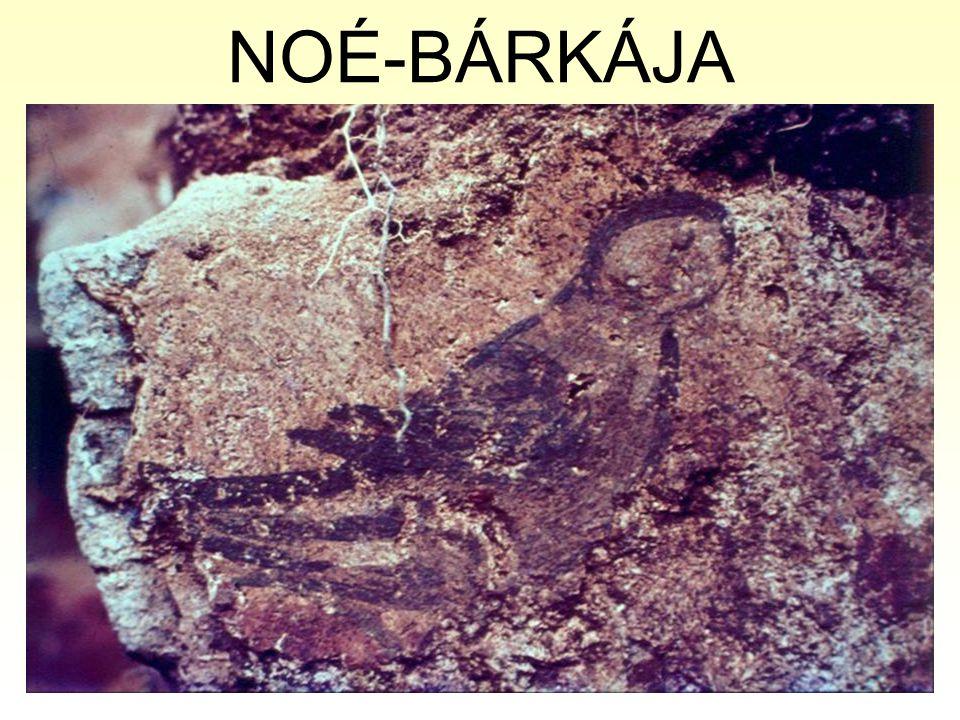 NOÉ-BÁRKÁJA
