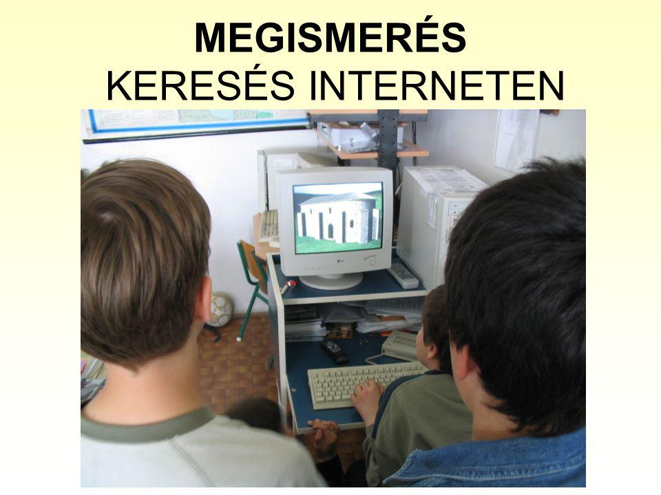 MEGISMERÉS KERESÉS INTERNETEN