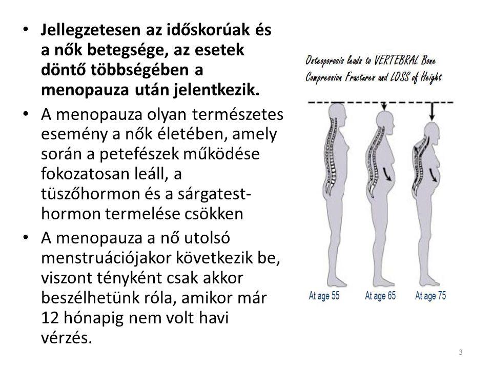 A csontritkulás fogalma A csontritkulás a csontozat olyan betegségét jelenti, amely a csontok mésztartalmának (kalcium és foszfor) csökkenésével jár e