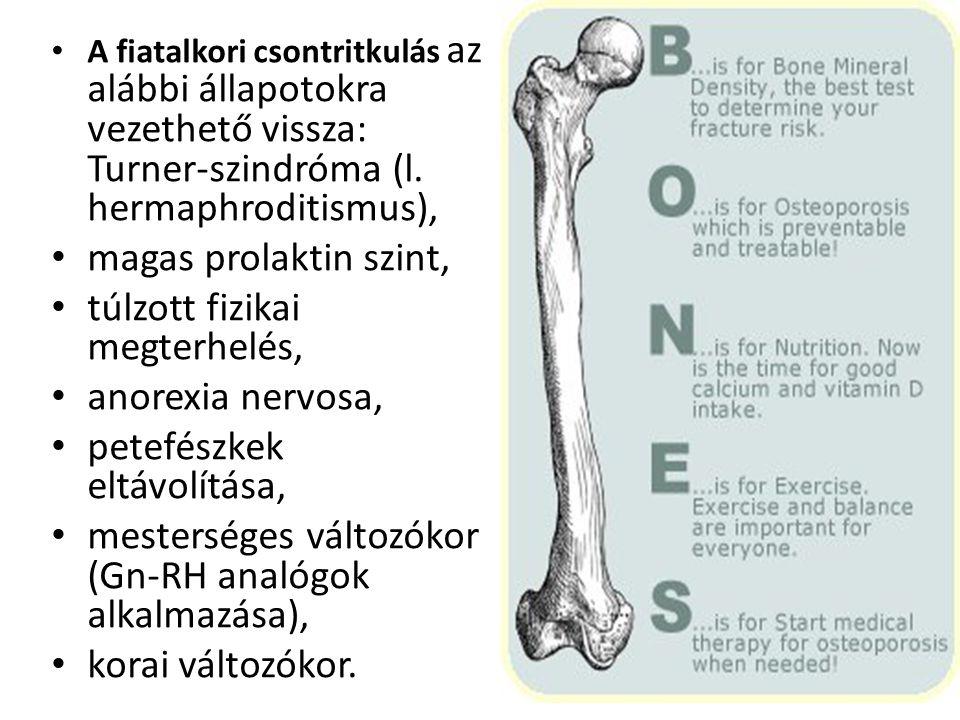 Kialakulás okai A csontritkulásos esetek 80%-át elsődleges oszteoporózis adja, két formája a posztmenopauzális és a szenilis (öregedéssel összefüggő)