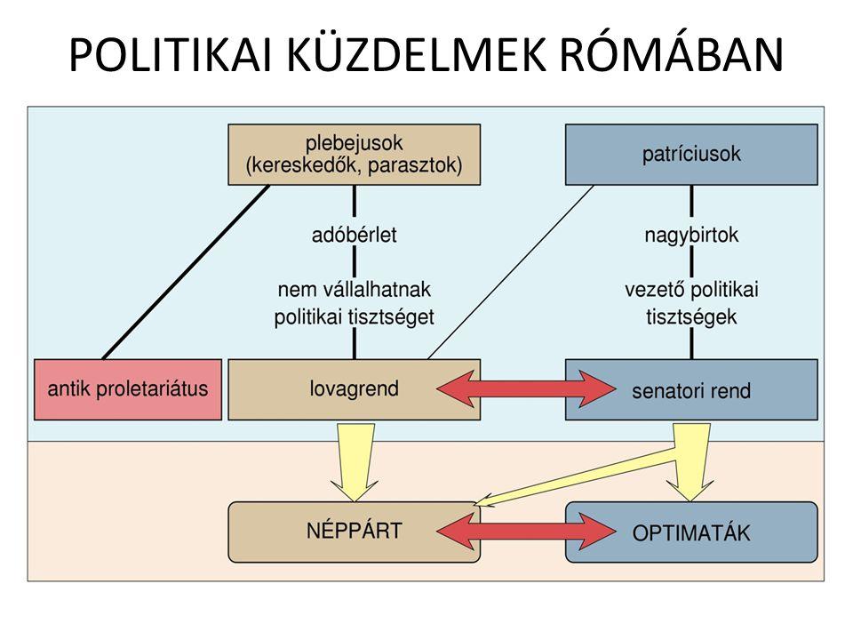 ÚT A CSÁSZÁRSÁGIG II.FELVONÁS KR.E. 43. A II.