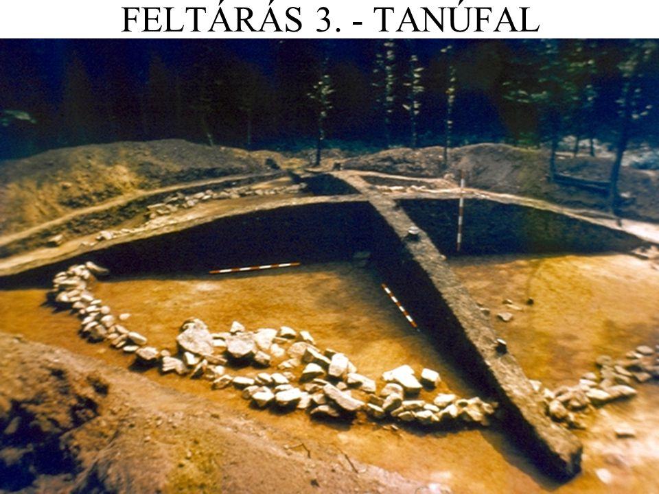 FELTÁRÁS 3. - TANÚFAL