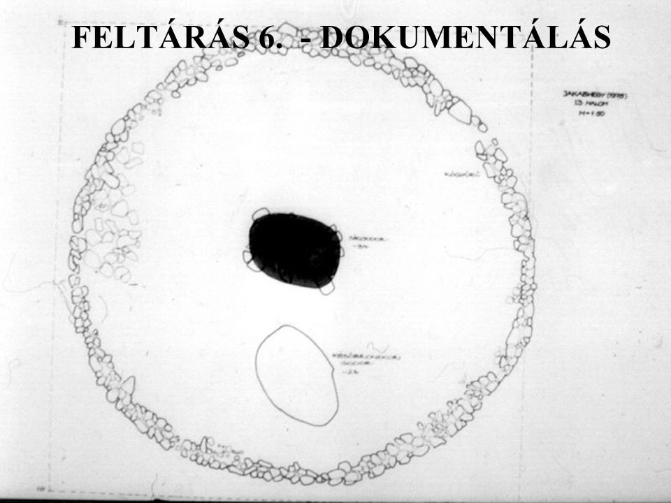 FELTÁRÁS 6. - DOKUMENTÁLÁS
