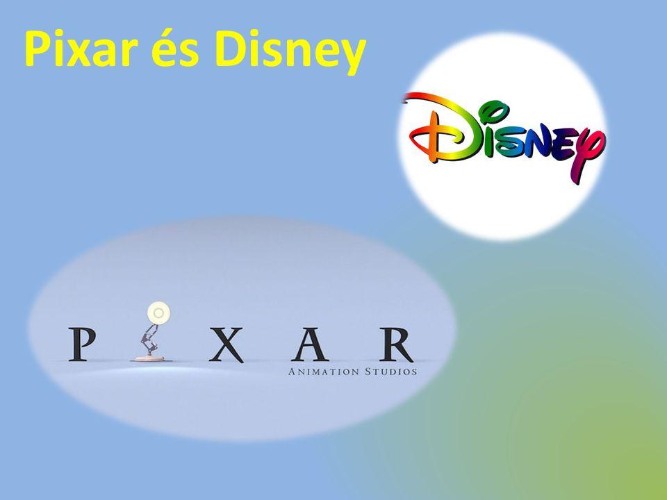 Pixar és Disney