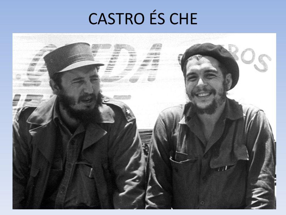 CASTRO ÉS CHE