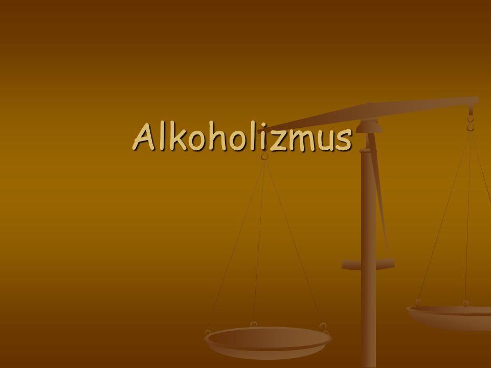 Az alkoholizmus kialakulásához szükséges mennyiség és gyakoriság mindenkinél különbözik.
