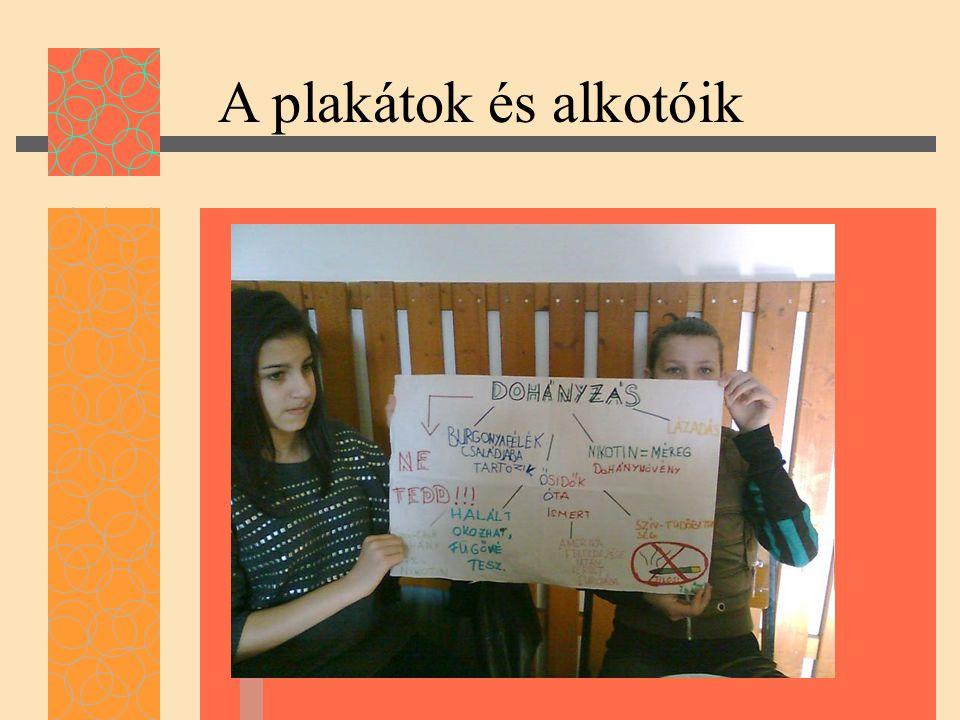 A plakátok és alkotóik