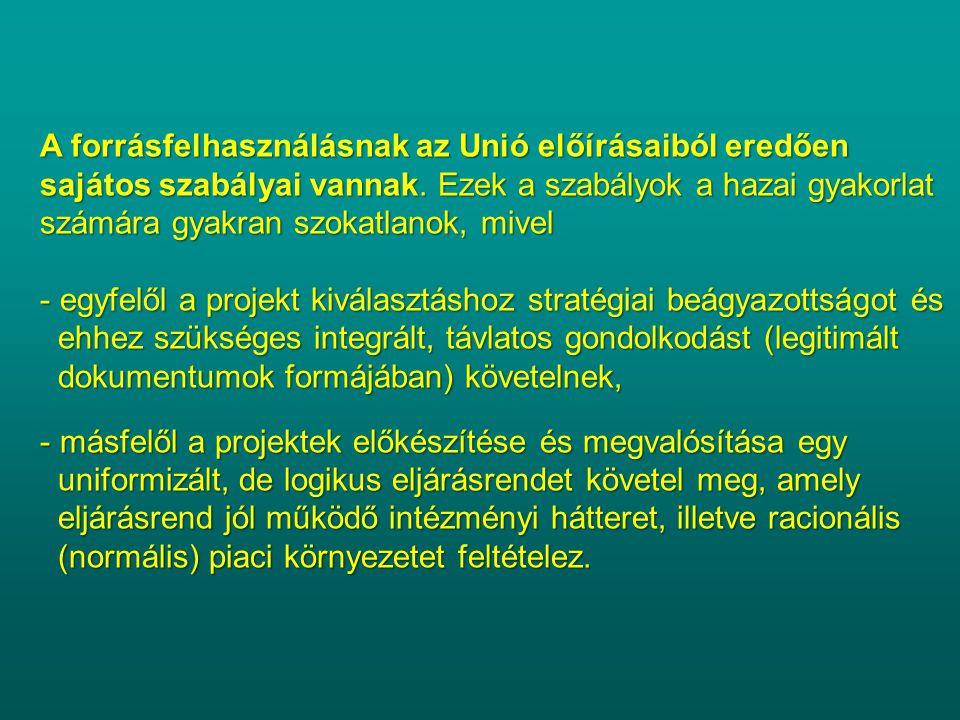A KÖZLEKEDÉSFEJLESZTÉSI TERVTANÁCS, MINT SZÜKSÉGSZERŰSÉG ÉS LEHETŐSÉG Globalizáció, határok nélküli Európai Unió és Magyarország közlekedésfejlesztésének összefüggései.