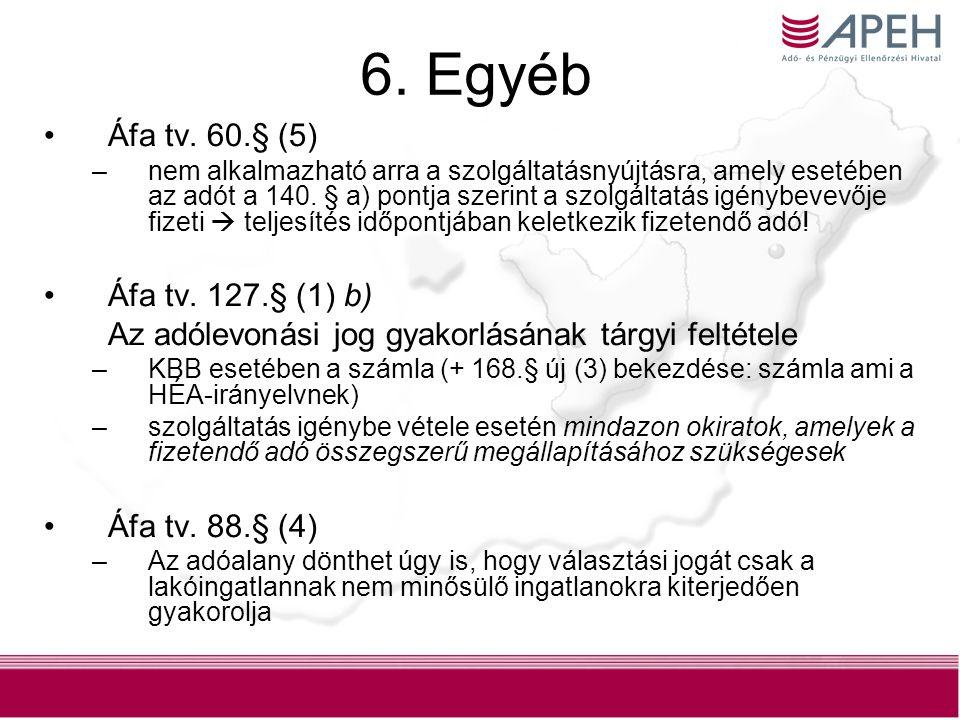 13 6.Egyéb Áfa tv.