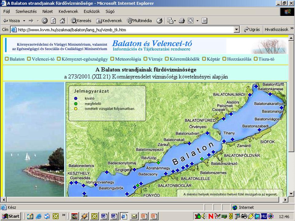 Kék Hullám Zászló A természetes fürdőhelyek (és a későbbiekben a kishajó kikötők) minősítésére alkalmas hazai rendszer.
