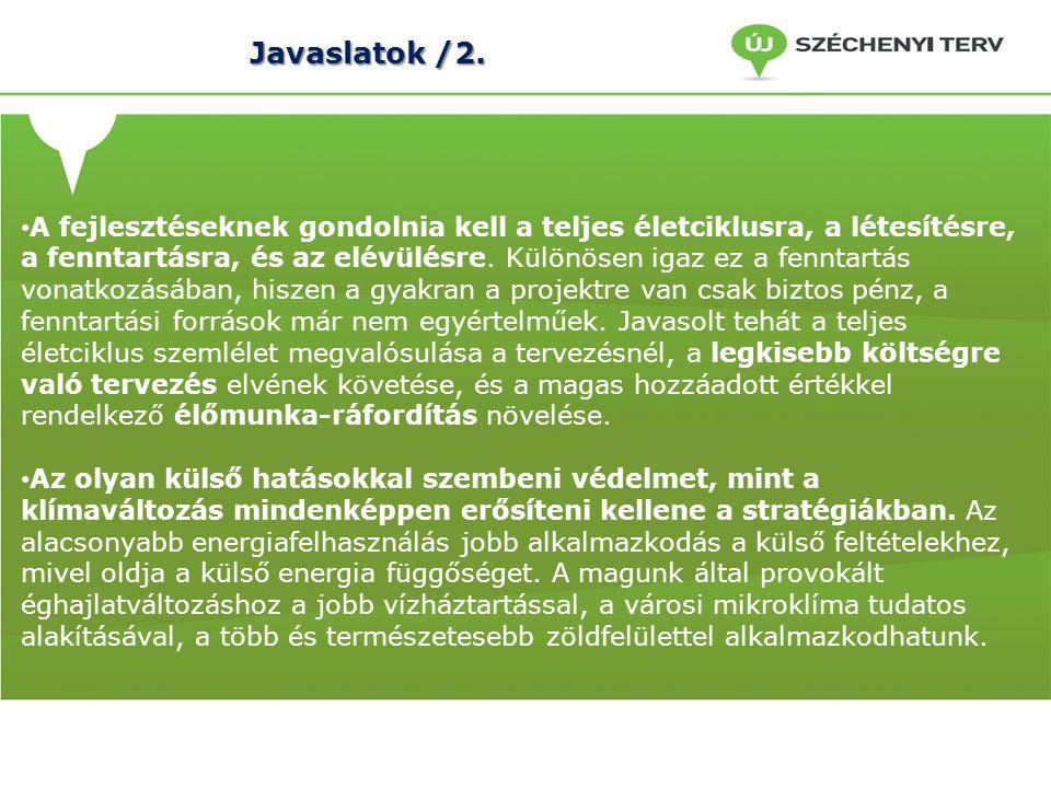 Javaslatok /2.