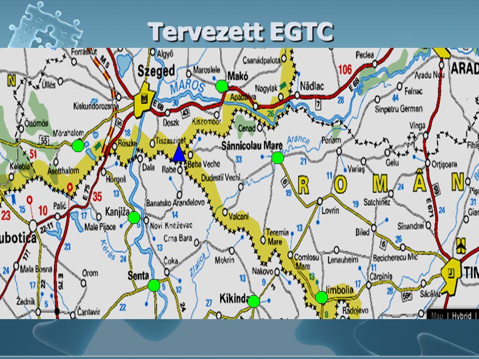 Tervezett EGTC