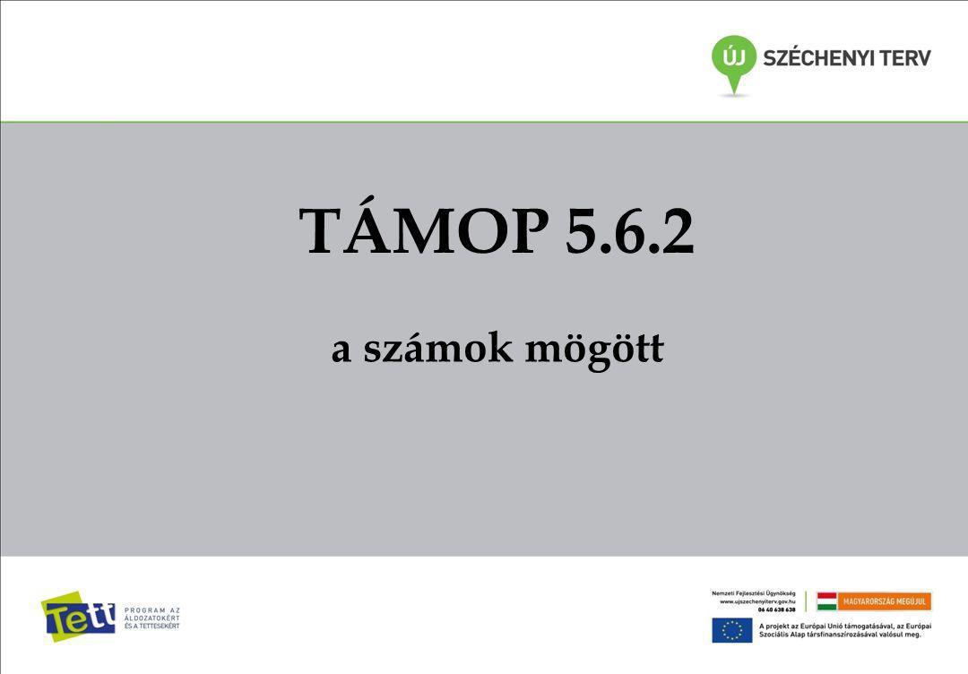 TÁMOP 5.6.2 a számok mögött