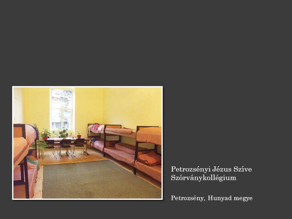Petrozsényi Jézus Szíve Szórványkollégium Petrozsény, Hunyad megye