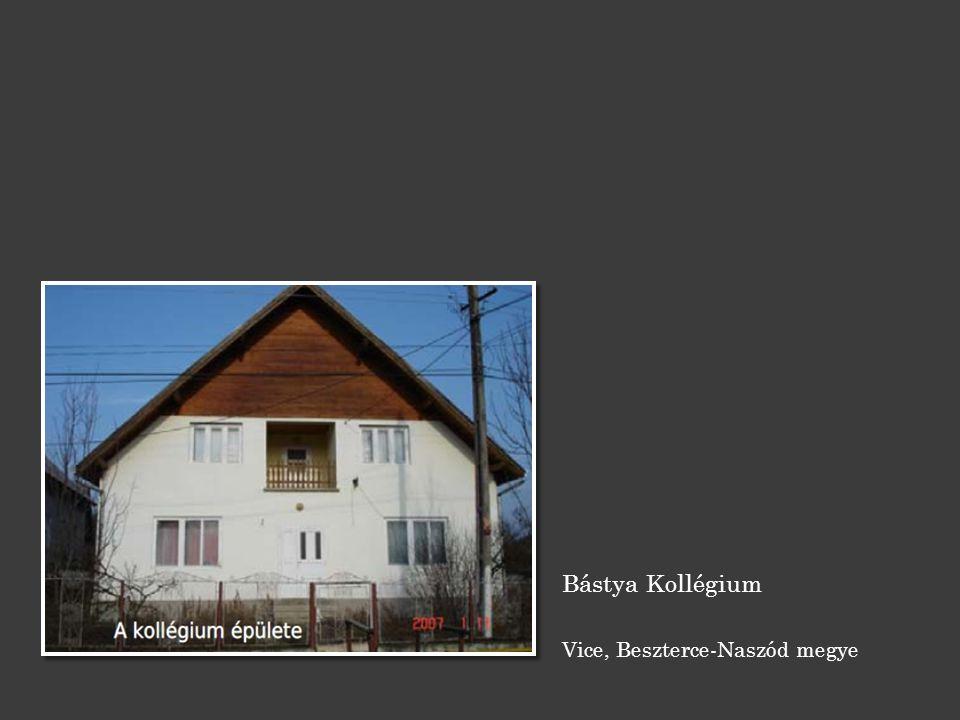 Bástya Kollégium Vice, Beszterce-Naszód megye