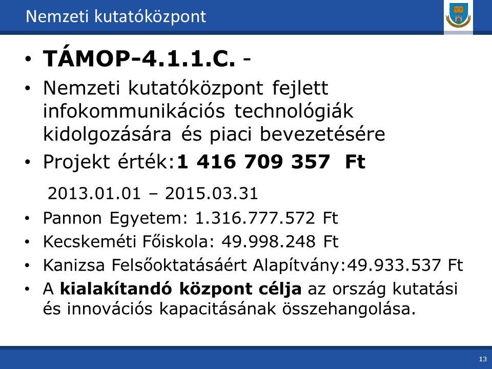 TÁMOP-4.1.1.C.