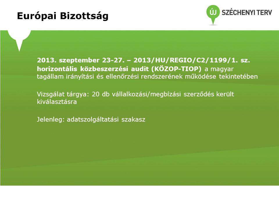 EUTAF 2013.évi tevékenysége 2012.