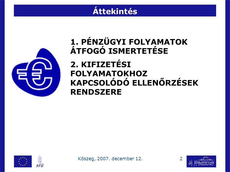 13Kőszeg, 2007.december 12.