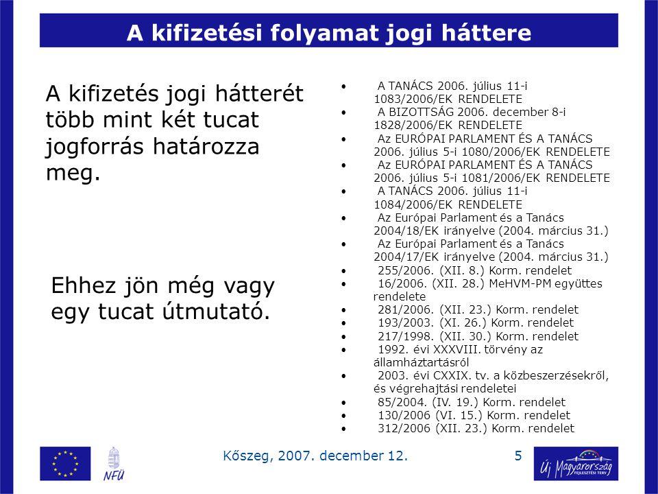 6Kőszeg, 2007.december 12.